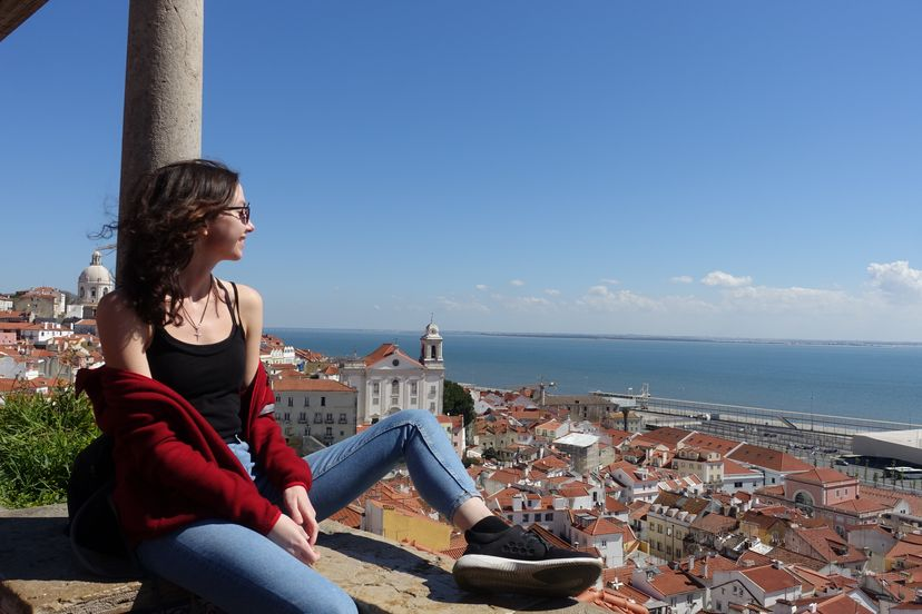 Париж + Лиссабон - большие путешествия начинаются здесь