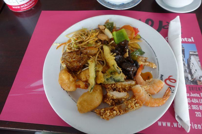 азиатская еда в Лиссабоне