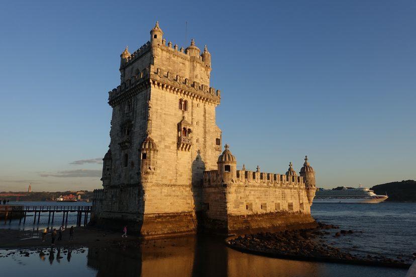 Belen tower в Лиссабоне