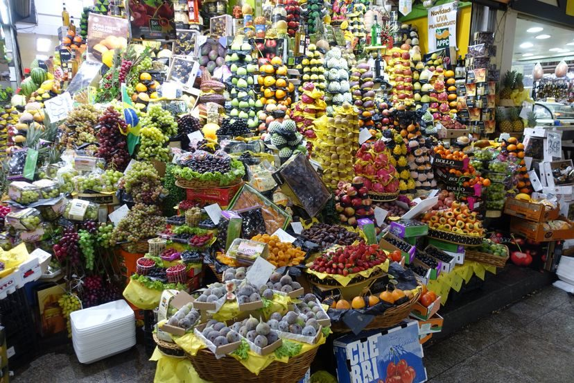 рынок в Сан-Паоло
