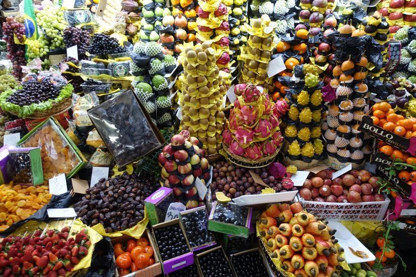 фрукты в Сан-Паоло