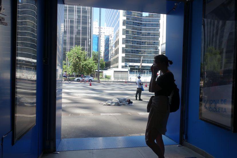 Сан-Паулу - финансовый центр Бразилии