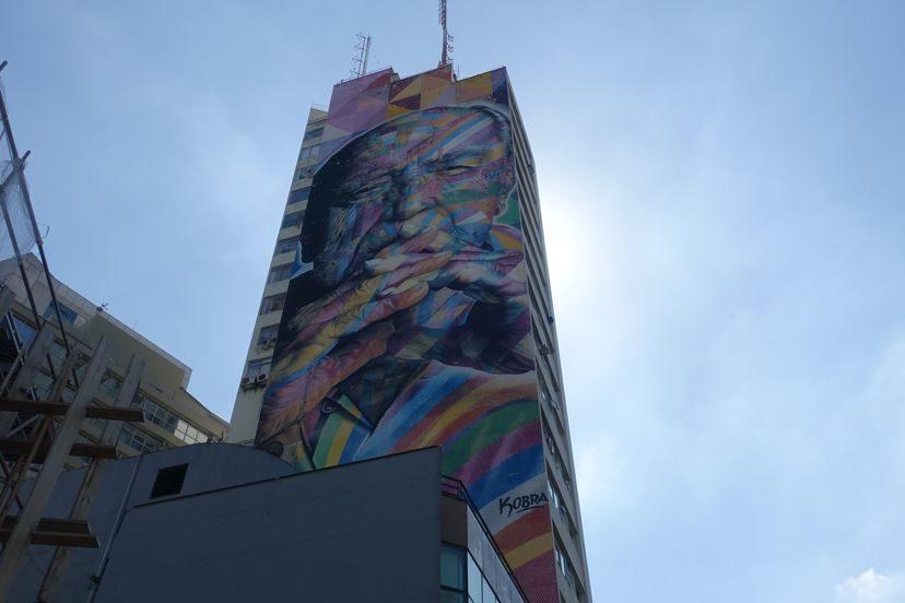 Сан-Паоло - город небоскребов