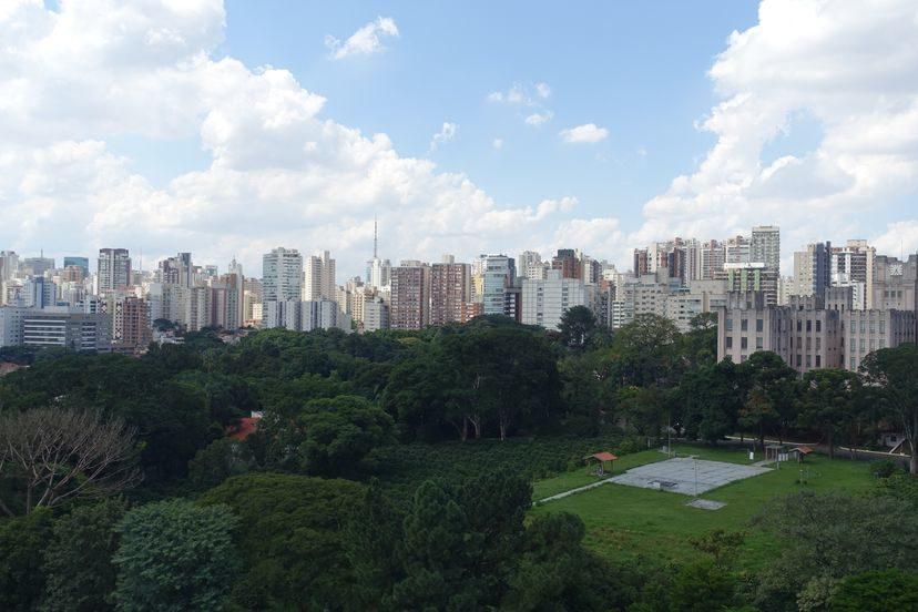 Сан-Паоло панорама