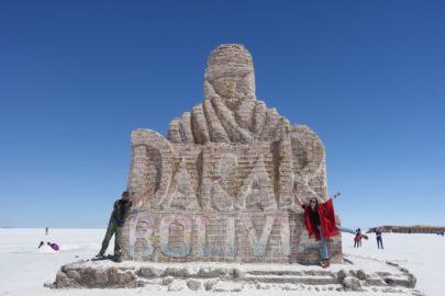 Символ Дакар Боливия.